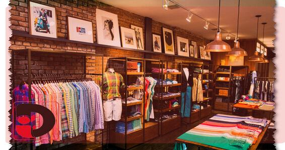 شركات تجهيز محلات الملابس